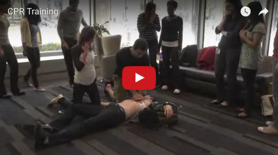 IHSA CPR Training Video